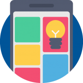 Applicazioni tablet e smartphone